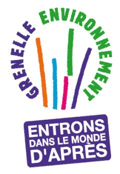 Logo du Grenelle II de l'environnement